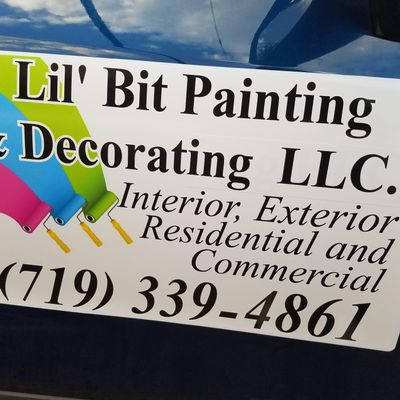 Avatar for Lil'Bit Painting and Decorating, LLC Manitou Springs, CO Thumbtack