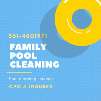 Avatar for Family Pool Cleaning LLC Wellington, FL Thumbtack