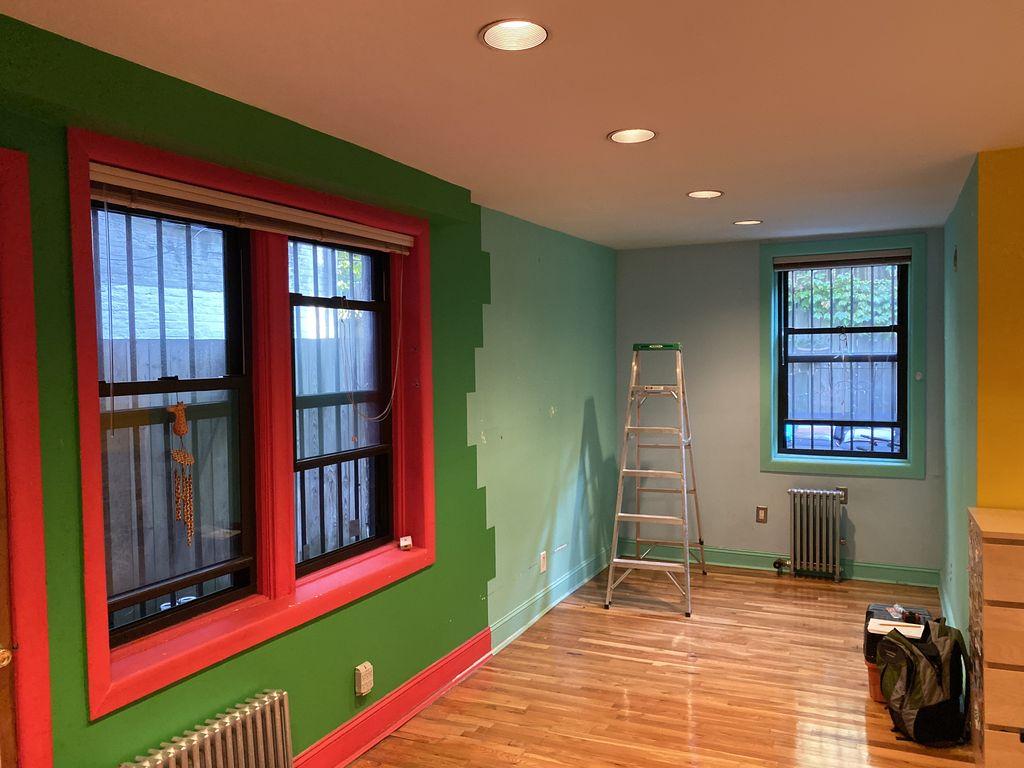 Kids Room Remodeling
