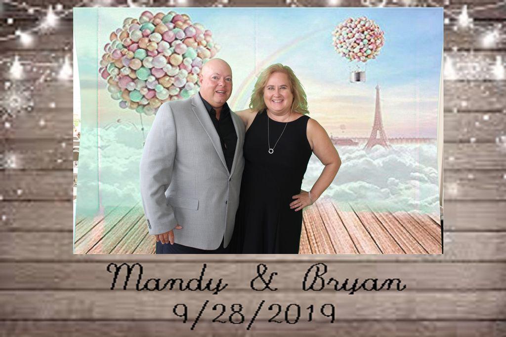 Mandi & Bryan