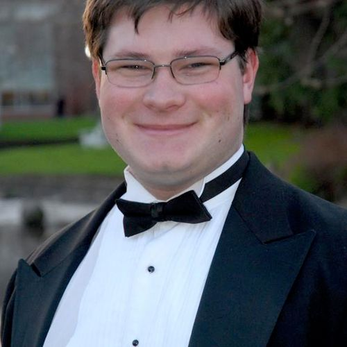 Ryan LeGrand, the owner and operator of LeGrand Piano Services.