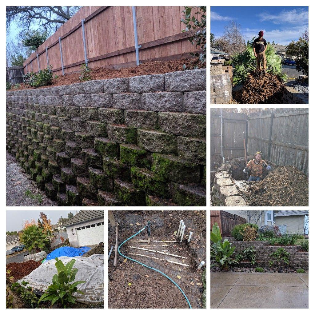 Yard overhaul