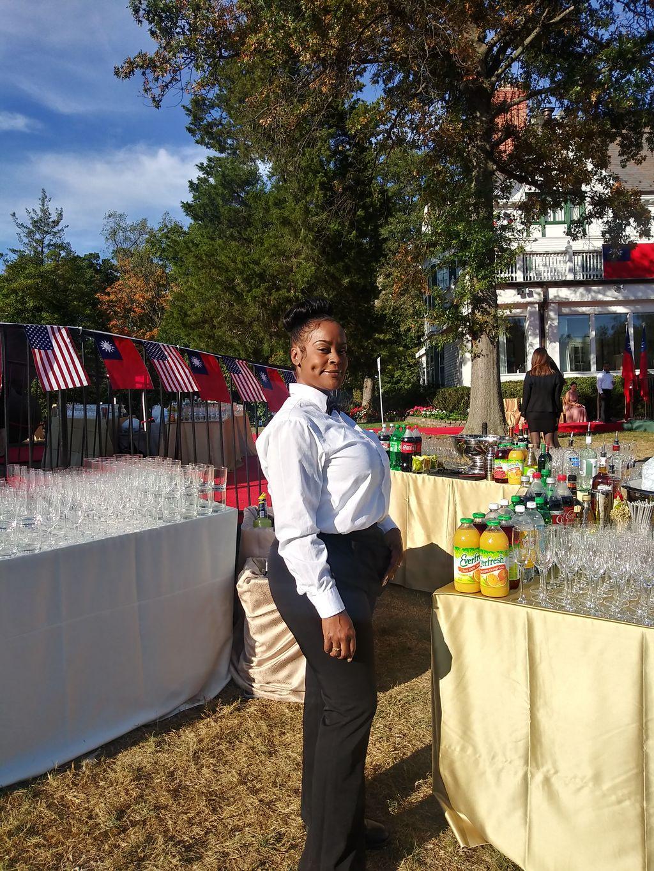 Twin Oaks Formal Outdoor Gathering