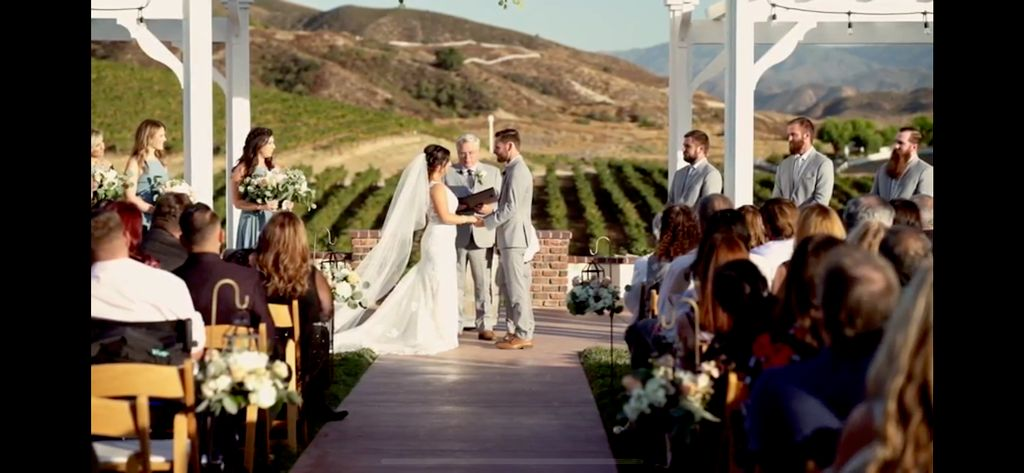 Wedding and Event Videography - Temecula 2019
