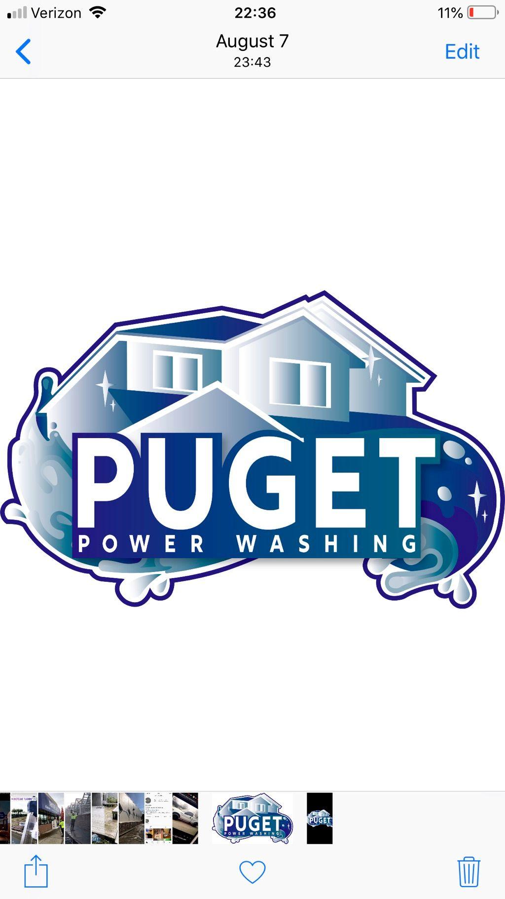 Puget Power Washing LLC