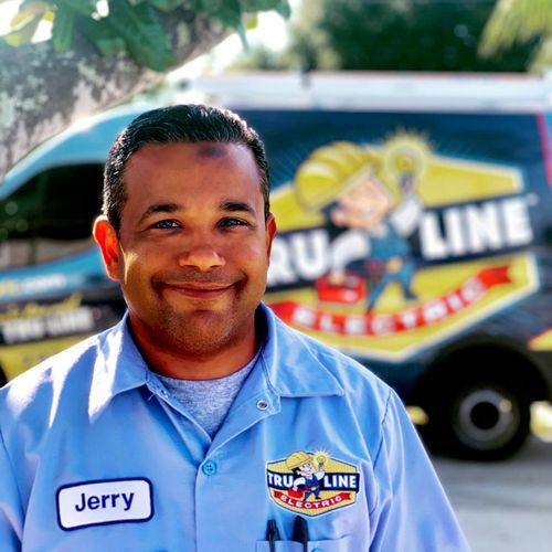 One of our awesome technicians Jerry! Just ask for him next time you give us a call.