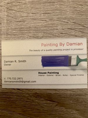 Avatar for Painting By Damian Suwanee, GA Thumbtack