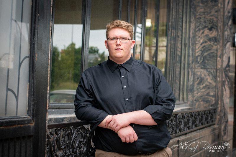 Ethan-Senior Photo Sesdion