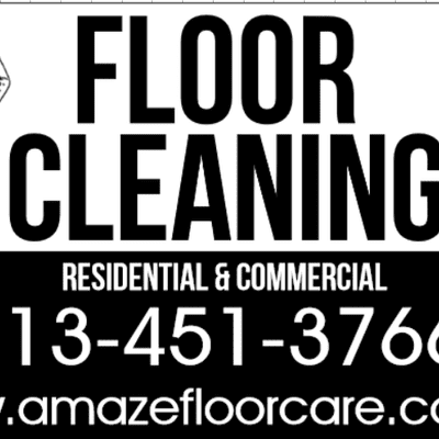 Avatar for Amaze Floor Care LLC Warren, MI Thumbtack