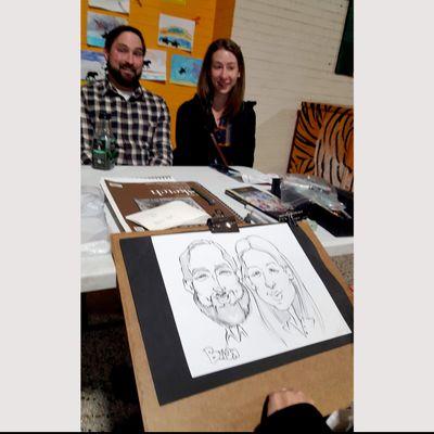 Avatar for C & I Caricatures & Art Studio Wilmington, IL Thumbtack