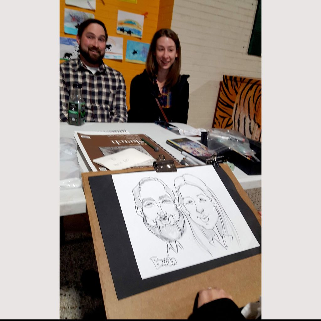 C & I Caricatures & Art Studio/Painting
