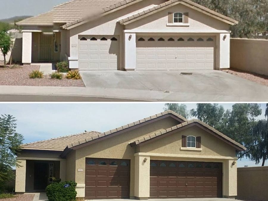 Exterior Paint Refresh
