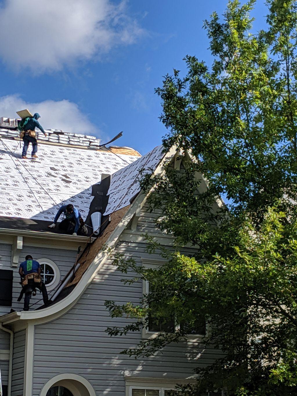 New GAF roofing system