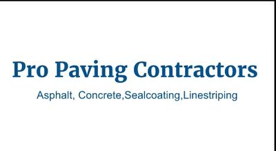 Avatar for Pro Paving Contractors LLC Glenn Dale, MD Thumbtack