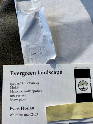 Avatar for Evergreen landscaping