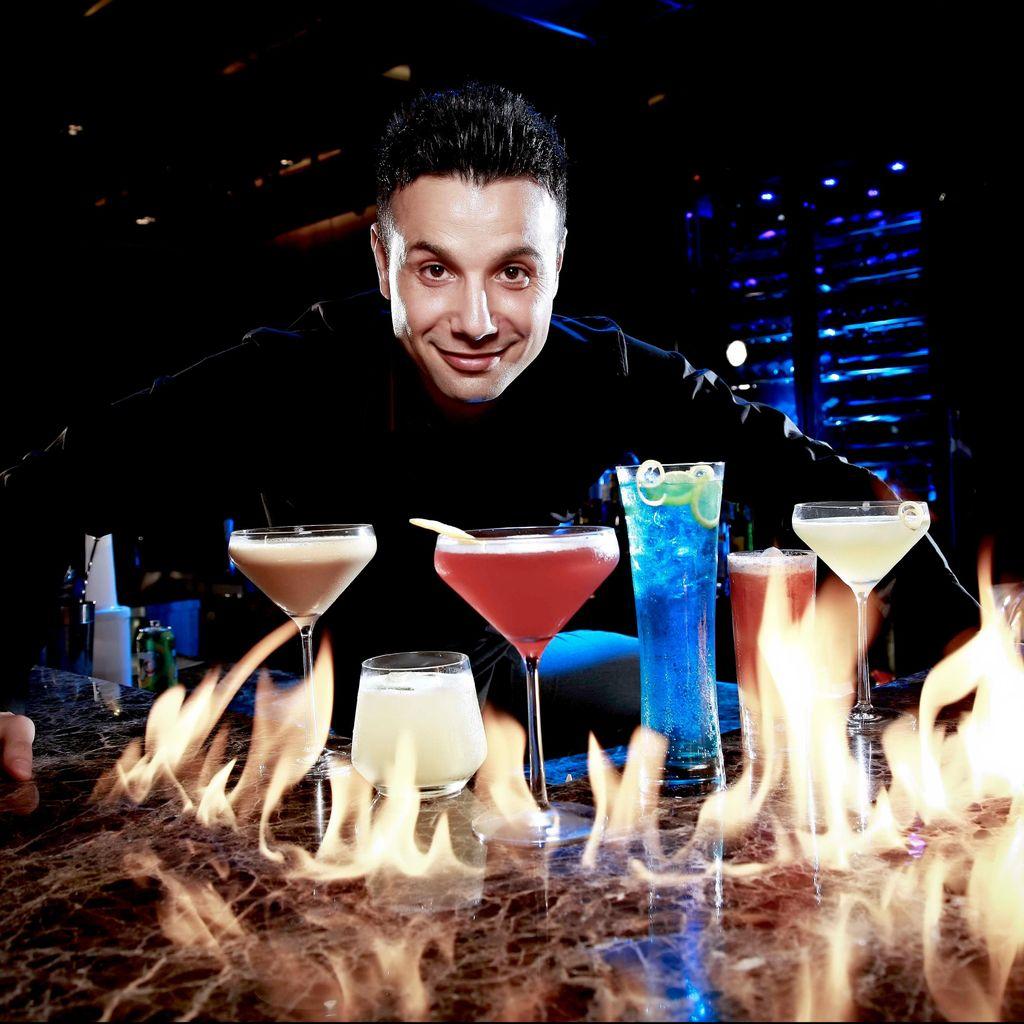 Atilla - World Champion Mixologist Flair Bartender