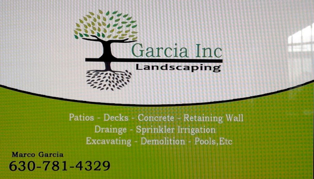 Garcia property maintenance inc