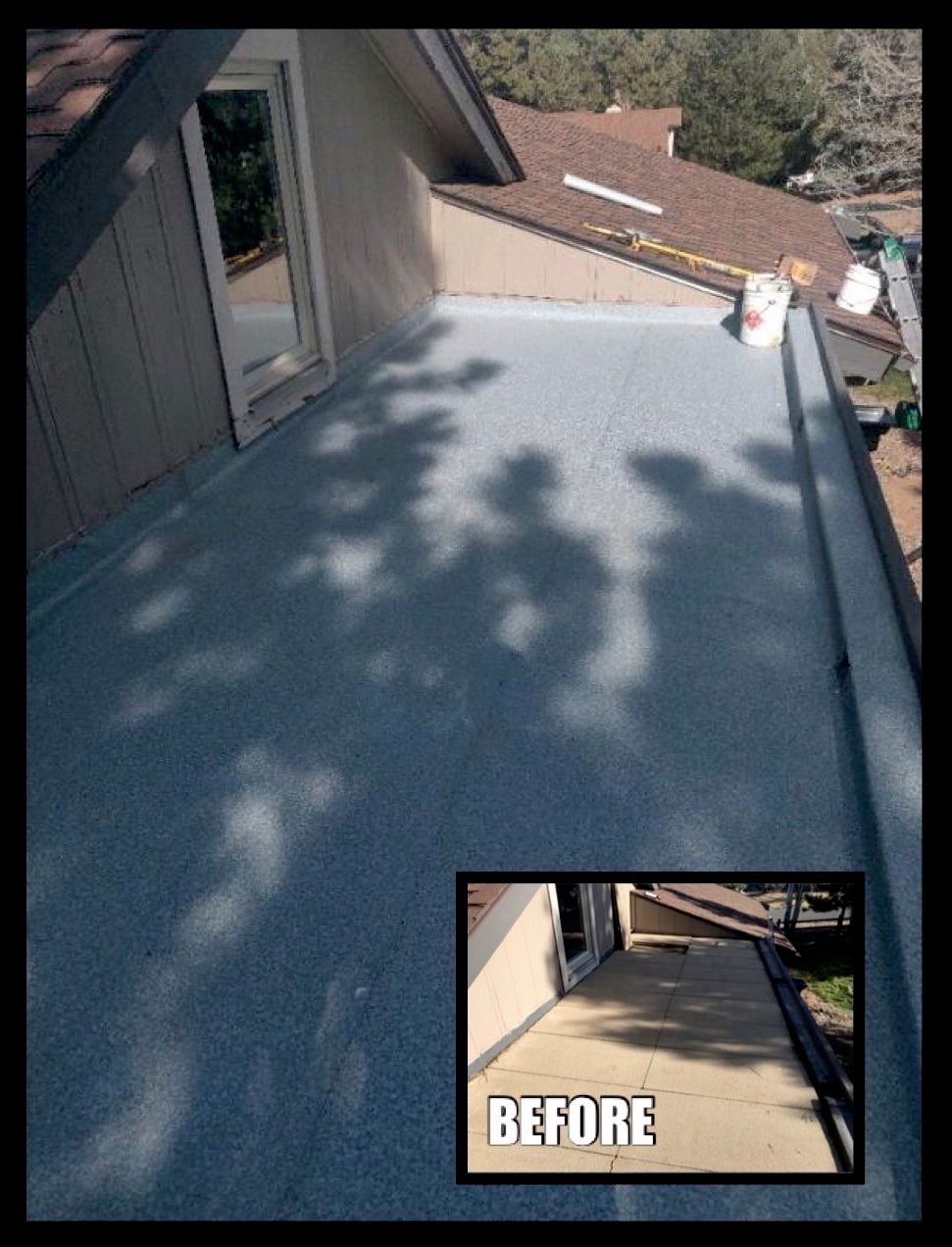 Roof Deck Replacement