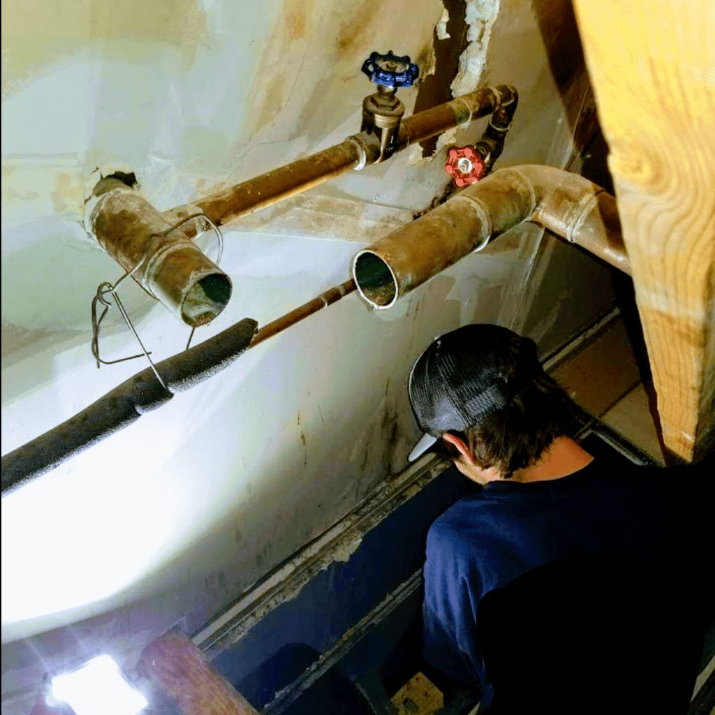 My Houston Plumber & Contractor