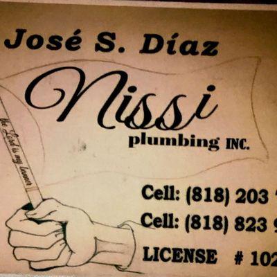Nissi Plumbing Inc Panorama City, CA Thumbtack
