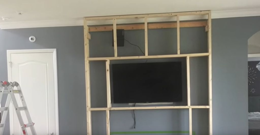 Home Theater Featured Wall