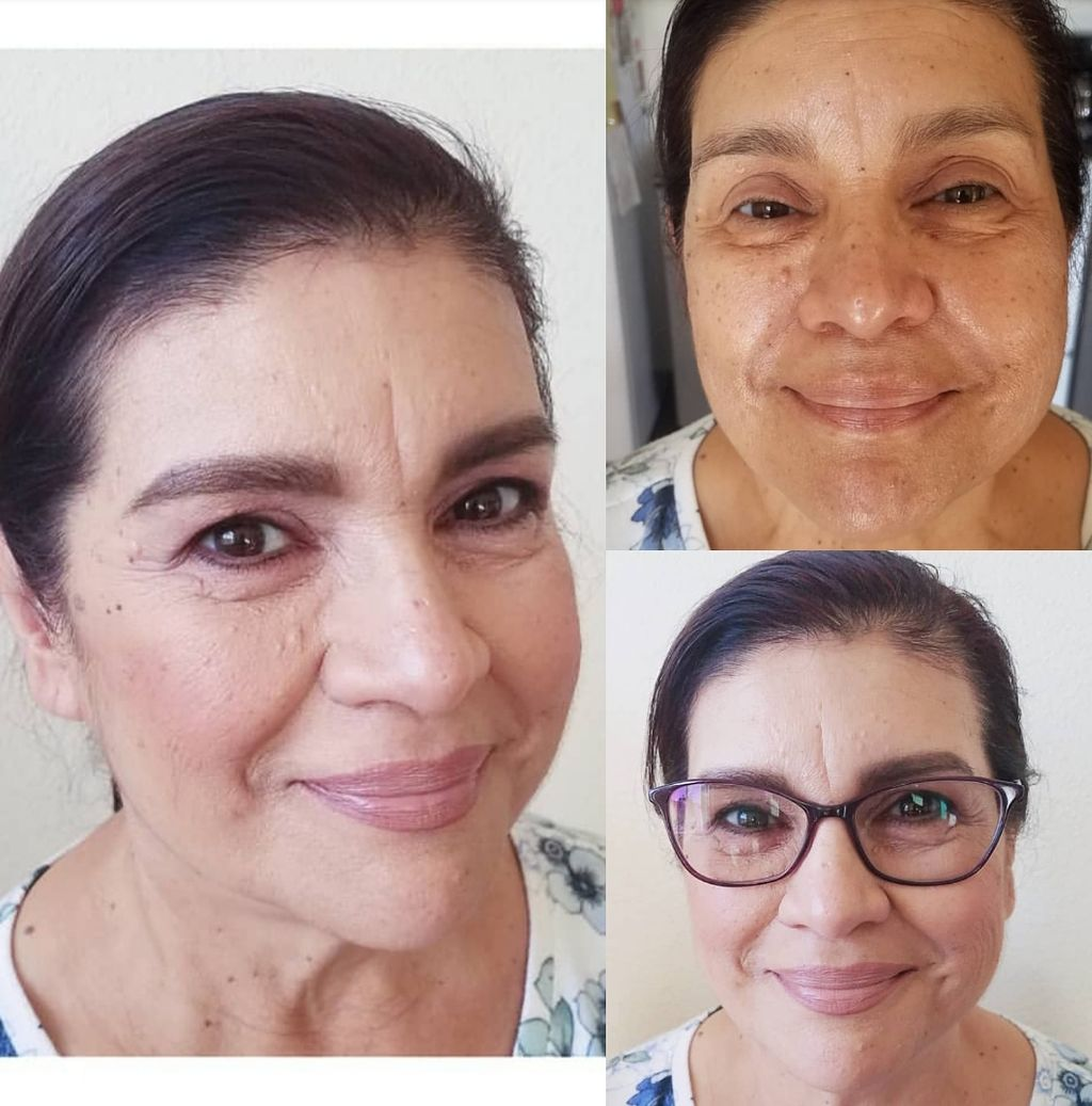 Before and After, Makeup Lessons