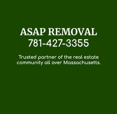 Avatar for ASAP Removal Wellesley, MA Thumbtack