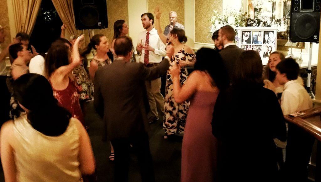 Erin & Sam Mengel Wedding