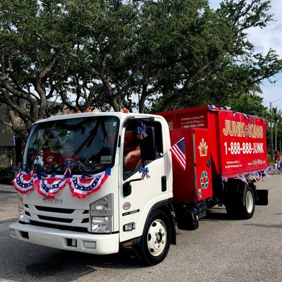 Avatar for Junk King Sarasota, FL Thumbtack
