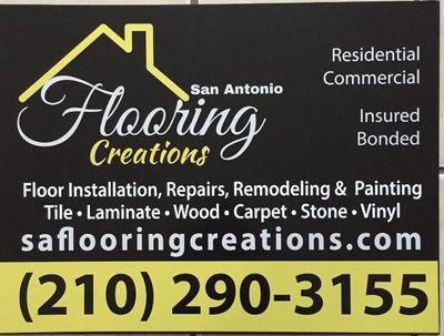 Avatar for San Antonio Flooring Creations