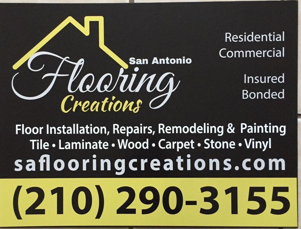 San Antonio Flooring Creations