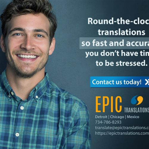 Fast and reliable document translations