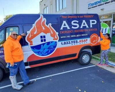 Avatar for ASAP Emergency Restoration Services LLC Chantilly, VA Thumbtack