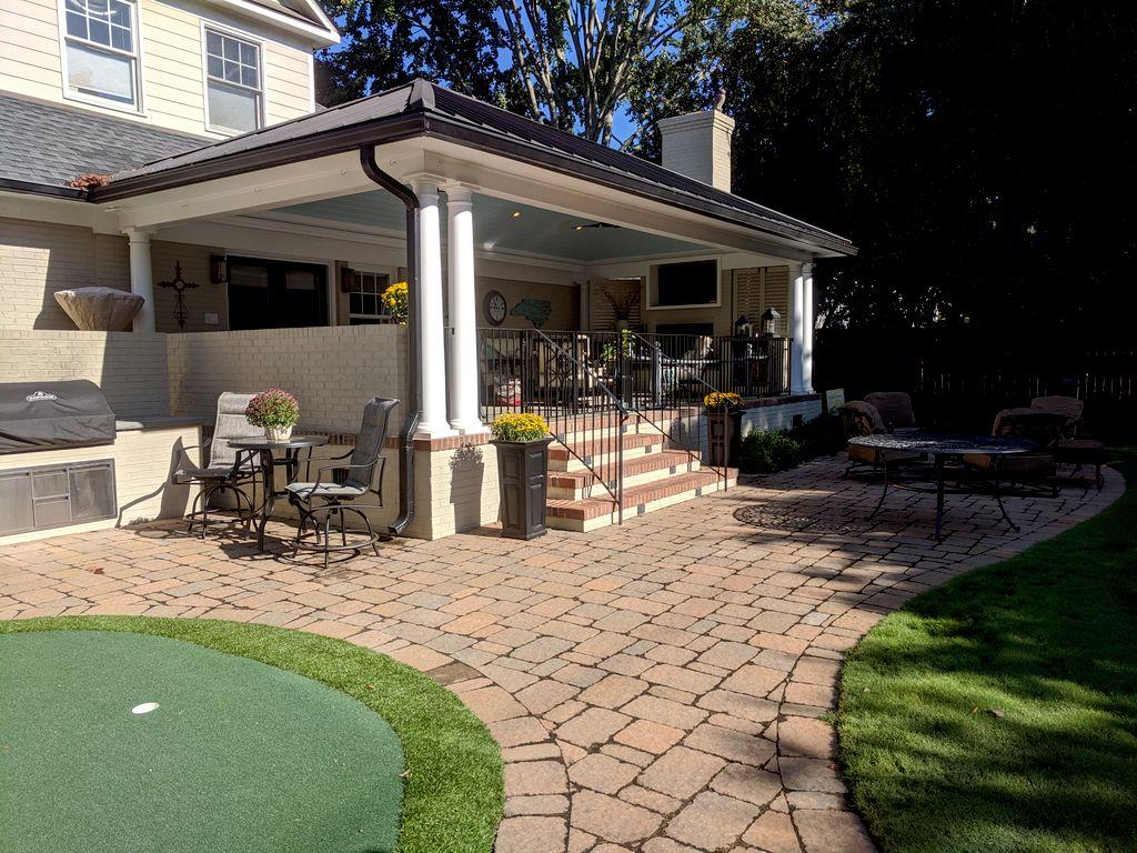 Porch and Patio Masonry