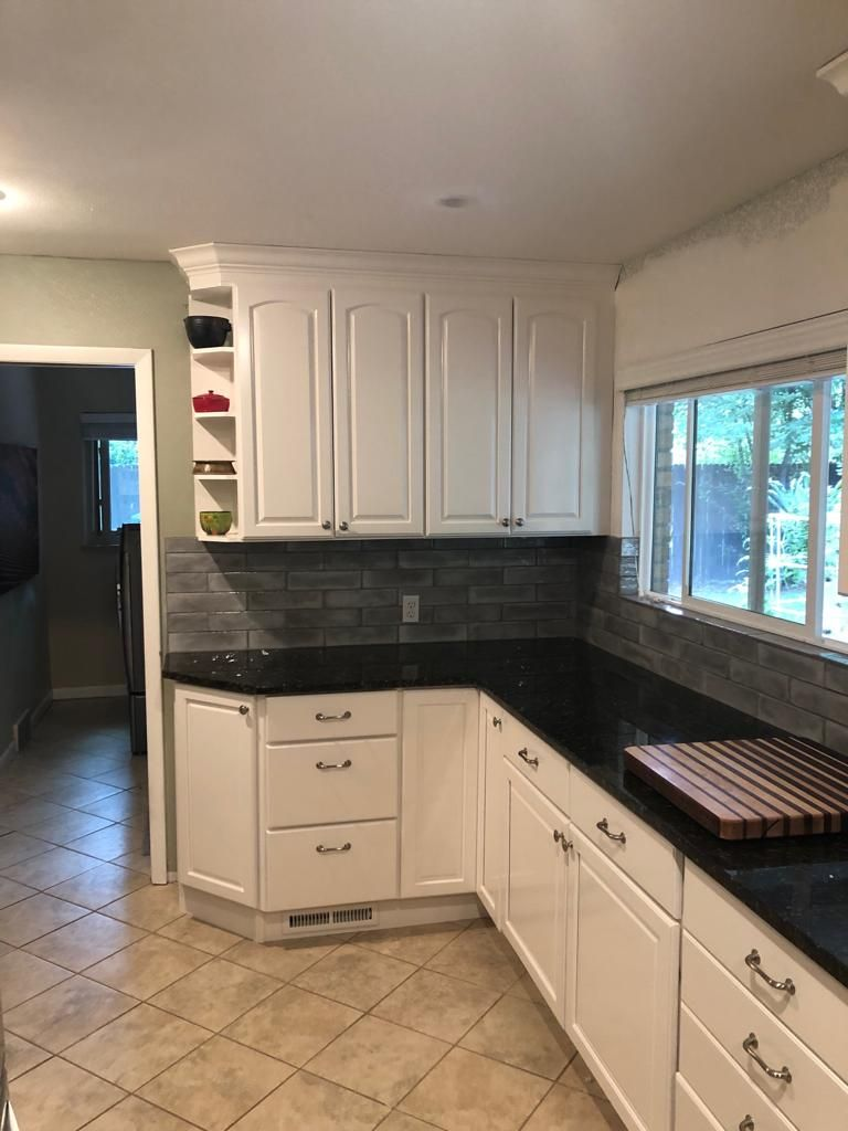 Modernizing Kitchen