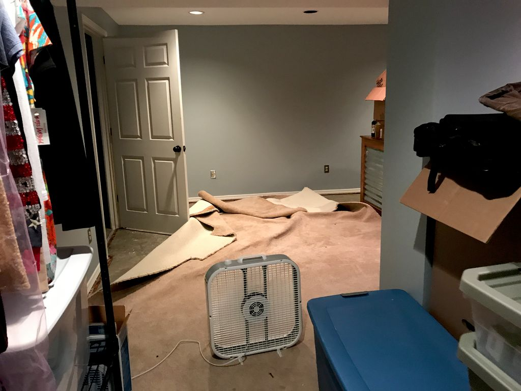 Water Damage Cleanup and Restoration - Overland Park 2018