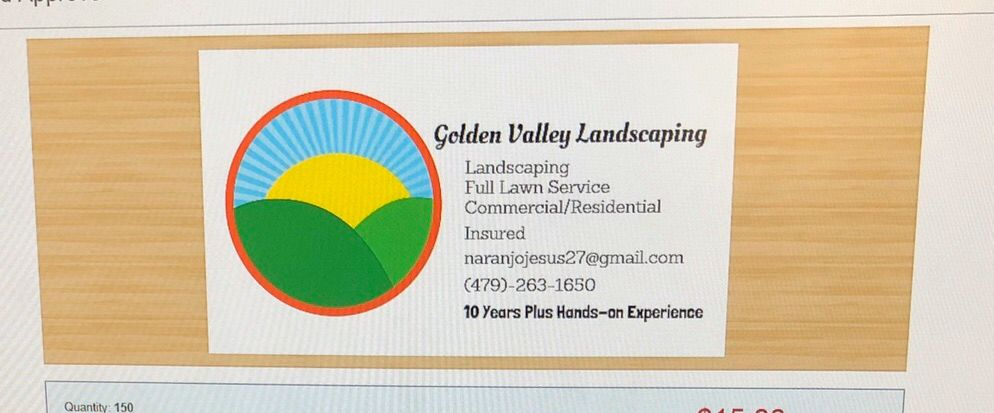 Golden Valley Landscaping
