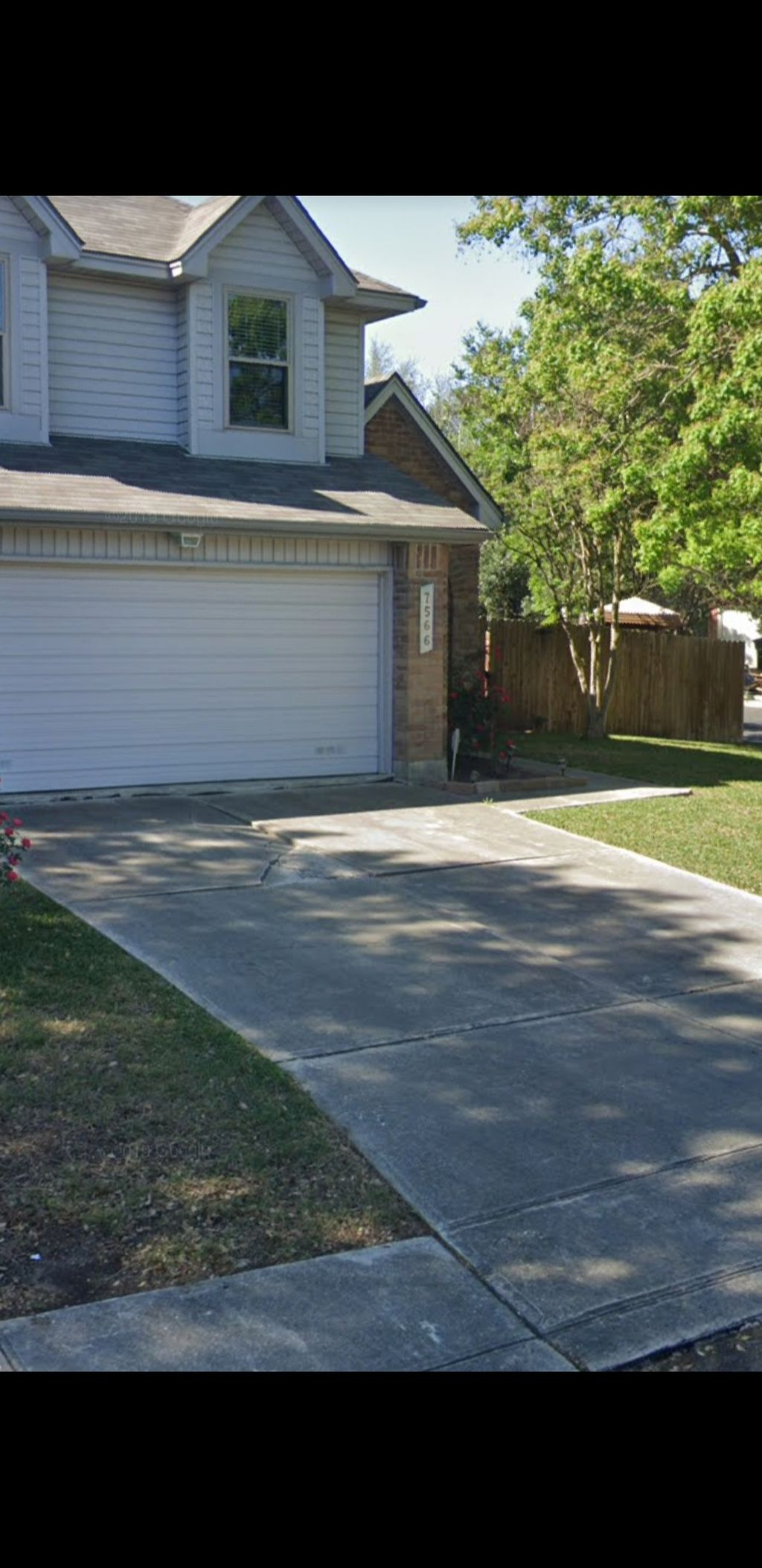 Driveway Replaced