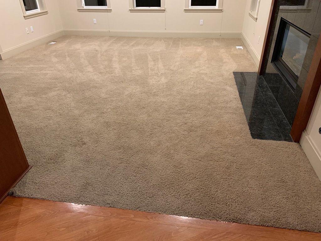 Floor Raise and Hardwood Flooring Installation