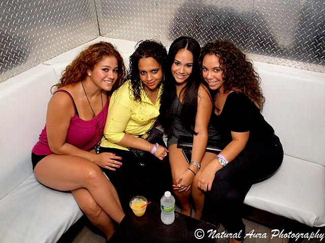 Labor Day Weekend Nightclub Party