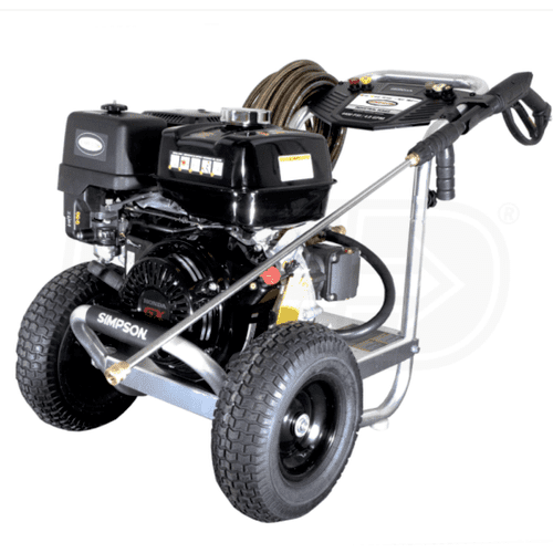 Our cold water pressure washer for most pressure washing needs.