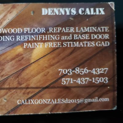 Avatar for Calix hardwood floor llc Woodbridge , VA Thumbtack
