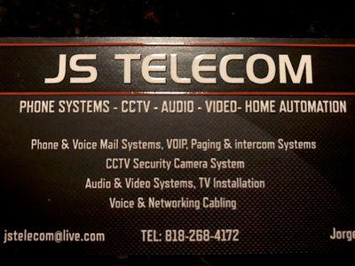 Avatar for JS Telecom Northridge, CA Thumbtack