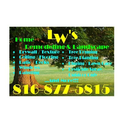 Avatar for LW's Home Remodeling and Landscape Kansas City, MO Thumbtack