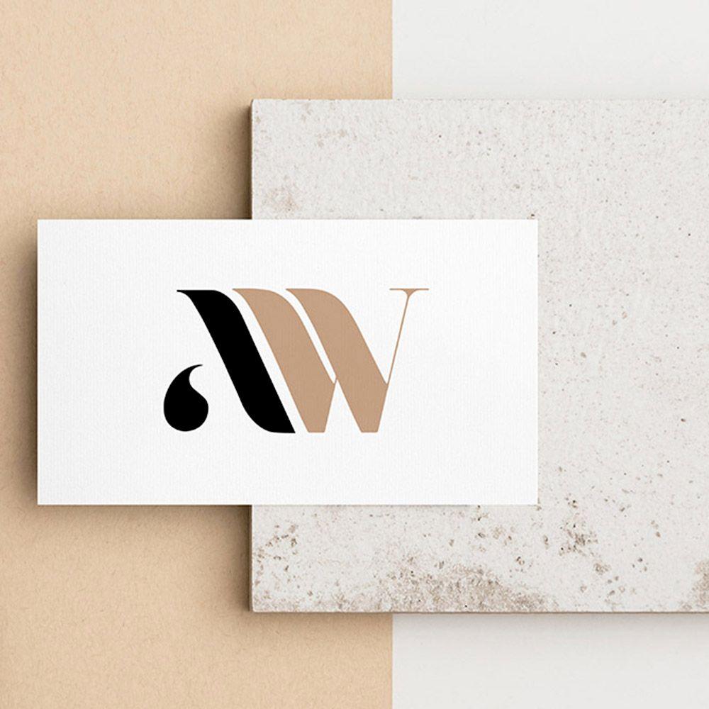 Ambitious Woman- Brand Identity Design