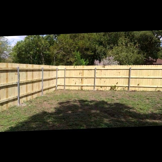 Buenteo fencing/fence repairs