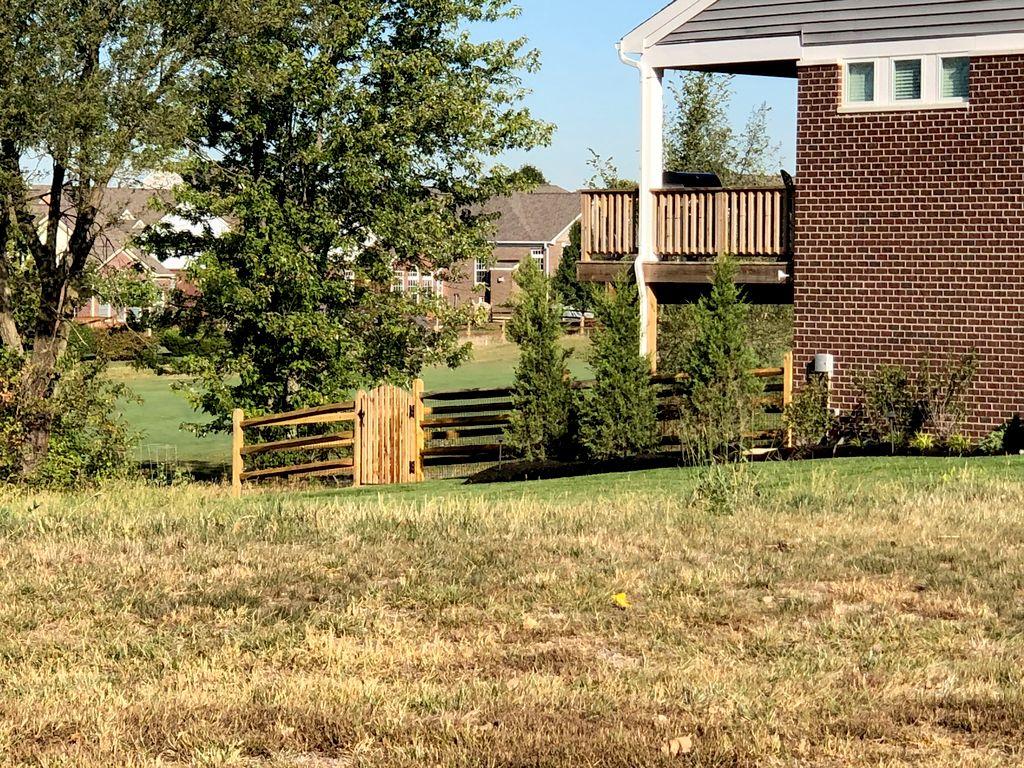 Irrigation install, landscape, fencing install