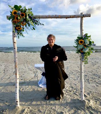Avatar for Gypsie's Llight & The Unique Wedding Officiant Wilmington, NC Thumbtack