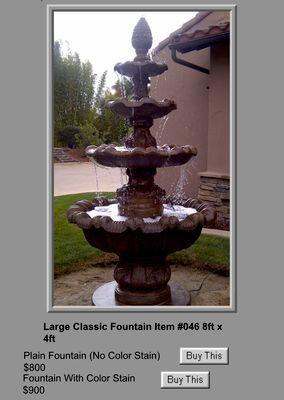 Avatar for Garden Fountains And Stuff Escondido, CA Thumbtack