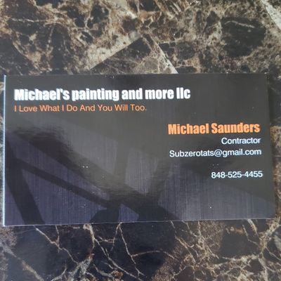 Avatar for Michael's painting & more Salem, VA Thumbtack